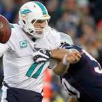 Pats clinch 6th straight AFC East title with blowout win over Dolphins