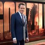 Godzilla lumbers into theaters
