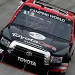 Kyle Busch Wins Bristol Truck Race; Results