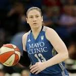 Whalen excited as Lynx begin championship hunt at Williams Arena