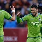 Lamar Neagle scores two goals, leads Sounders to win