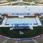 PREVIEW-NHL-Kings, Ducks face off under stars at Dodger Stadium