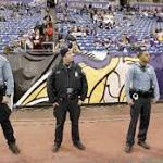 Minnesota police groups sue NFL over weapons ban at stadiums