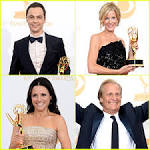 Emmy Winners List 2013 - Complete List of Awards Here!
