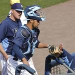 Chirinos trade hurts Rays' catching depth
