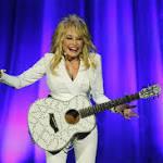 Dolly Parton's Coat of Many Colors & Several Hankies