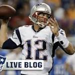 Patriots-Eagles Live: Jimmy Garoppolo Throws Two TDs; Patriots Lead 21-7