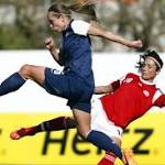 Denmark hands USWNT second straight loss