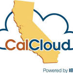 California gov steps into the cloud