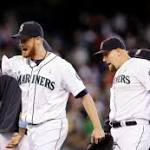 Mariners targeting June return for Charlie Furbush, says GM Dipoto