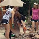 Newtown teens find healing following 2012 shooting by helping others recover ...