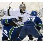 Kings settle for one point in shootout loss to Canucks