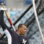 Yankees: A-Rod has solid first workout