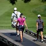 Beatriz Recari hits big putts down stretch, holds off Paula Creamer to win ...