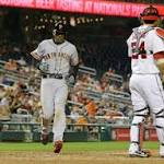 Nationals vs. Giants: Denard Span makes game-saving catch in Washington's 6 ...