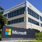 Microsoft sues US government over secret requests for user data
