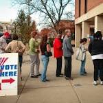 Study aims to shorten Election Day lines