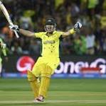 Pakistan left to rue dropped catches as Australia advance to Cricket World Cup ...