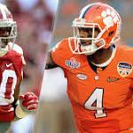 Championship matchups that will decide Alabama-Clemson