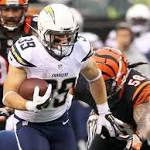 Danny Woodhead's Contract Will Heat Up Ryan Mathews' Situation