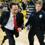 Tom Crean apologizes to Michigan assistant Jerry Meyer for postgame altercation