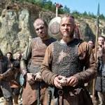 On the Set: Vikings Roars Back for Season 2