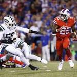LeSean McCoy sued by off-duty police officers over Philadelphia bar fight