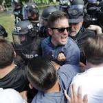 More far-right rallies expected after Charlottesville violence