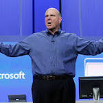 Ballmer strongly hints at Office for iPad and Android tablets