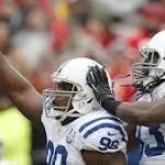 Luck, Brown lead Colts past Chiefs 23-7