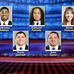 4 Utah State football players hurt in collision with semi