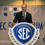 Meet new SEC commissioner Greg Sankey