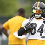 Steelers RB DeAngelo Williams ruled out vs. Bengals