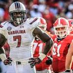 Jadeveon Clowney finished with private workouts