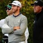 Why do players help each other at Augusta?