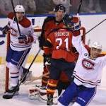 Panthers fall short against Canadiens