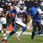 Bears Offense Sputters in Overtime Loss to Bills