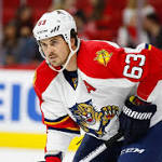 Florida Panthers Trade Lawson Crouse, Dave Bolland to Arizona