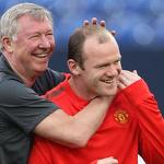Sir Alex Ferguson hints Wayne Rooney has future at Manchester United