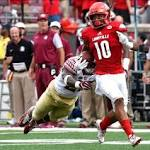 Louisville now the talk of the college football town