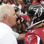 Matt Ryan sets team record with 448 yards in Falcons' OT win