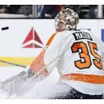Simmonds nets game winner as Flyers top the Kings