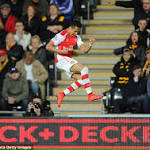 Arsenal star Alexis Sanchez's first season has been outstanding... but how does ...