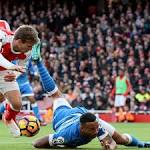 Wenger 'amazed' by Bournemouth penalty