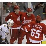 Red Wings, Lions and Tigers all on a roll with playoff push, NFL draft and Jose ...