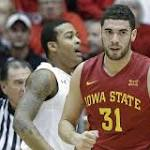 Abdel Nader's jumper gives No. 11 Iowa State much-needed road win at No. 22 ...