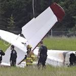 Police: 9 killed in Alaska plane crash were from SC