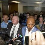 Rob Ford is 'the best mayor in Toronto's history': Mike Tyson after meeting at City ...