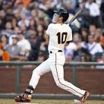 Tyler Colvin powers Tim Lincecum's gem for Giants