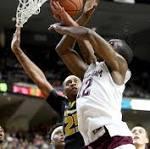 College Basketball Capsules - Men: Jones scores 20 as No. 10 A&M beats Missouri